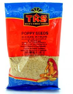 White Poppy Seeds | Buy Online at the Asian Cookshop